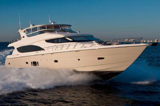 2014 Hatteras 80 Motor Yacht