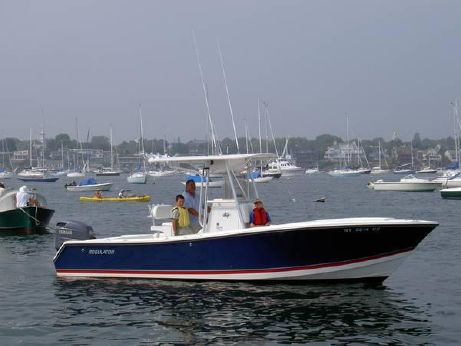 2003 Regulator 24 Classic
