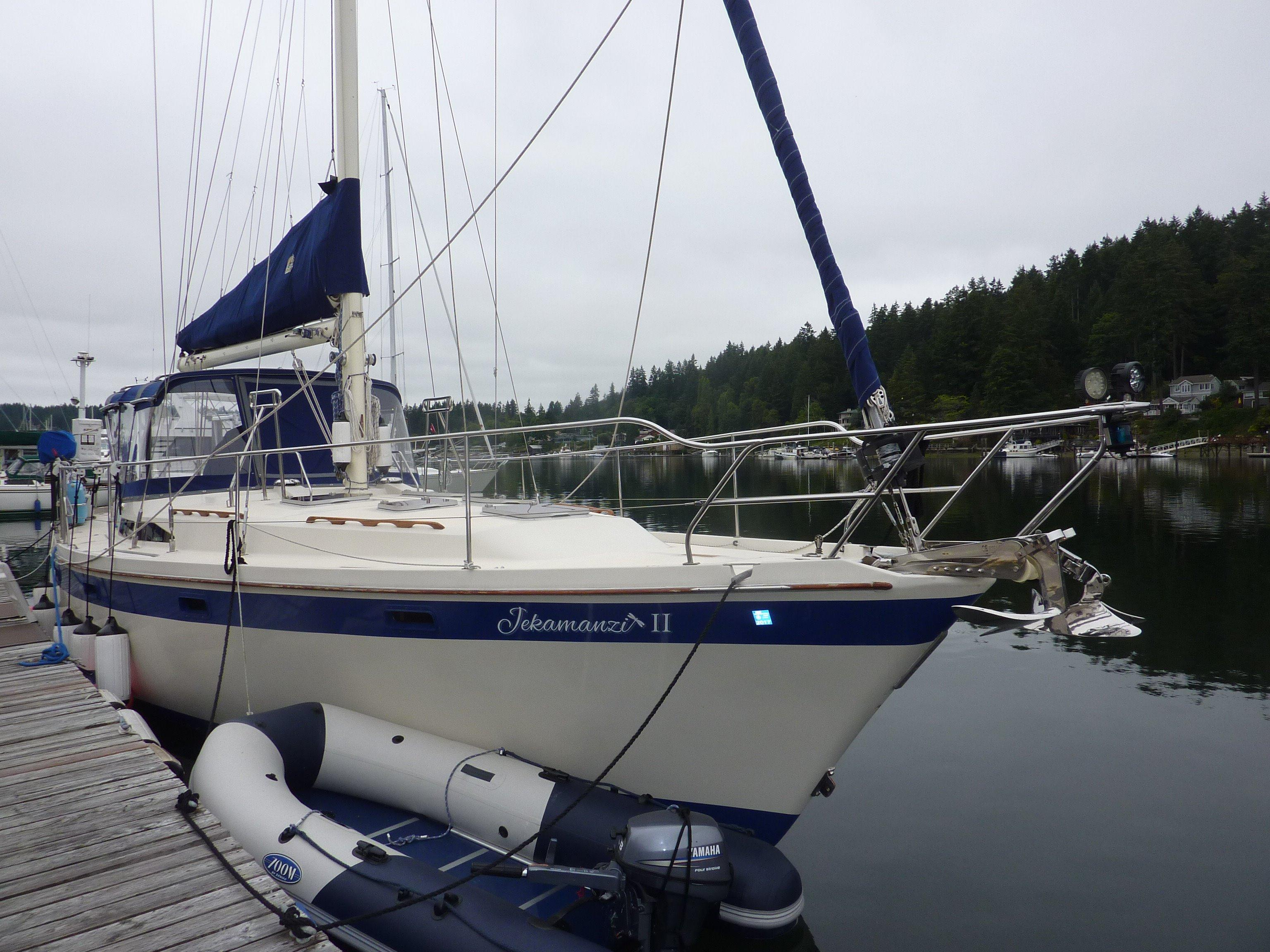 Gig Harbor (WA) United States  city pictures gallery : 1987 Irwin CC Sail Boat For Sale www.yachtworld.com