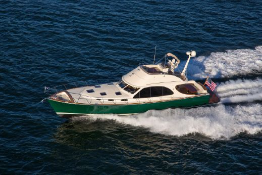 2014 Palm Beach Motor Yacht 55 Fly Bridge