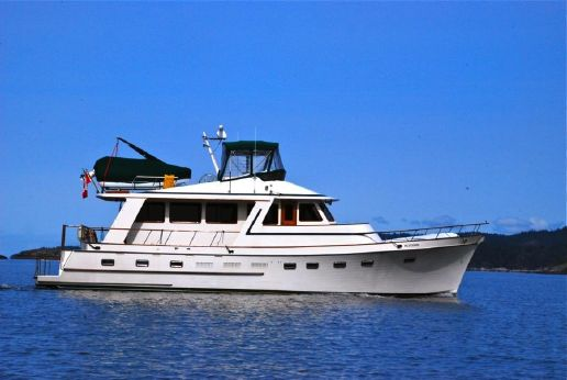 1980 Ocean Alexander Flushdeck MK1