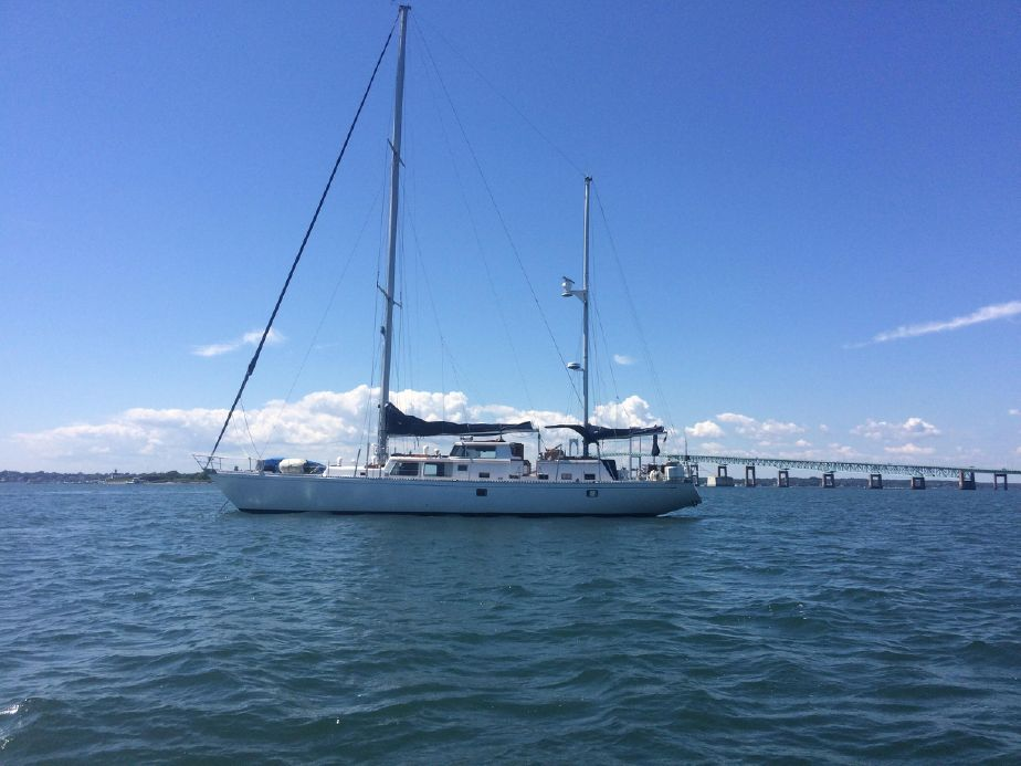 1974Franz Maas Expedition Yacht