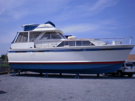 1971 Chris Craft1 47 Commander FDMY