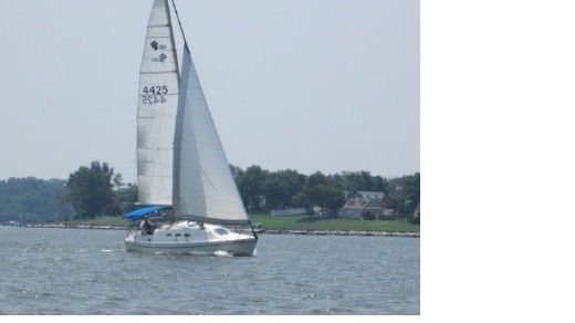 1985 Canadian Sailcraft 30