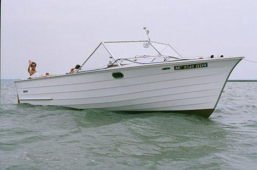 1970 Skiffcraft 26 Runabout