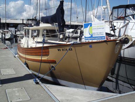 1981 Fisher 34 Mk II