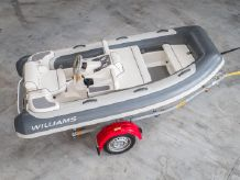 2014 Williams Jet Tenders Turbojet 325