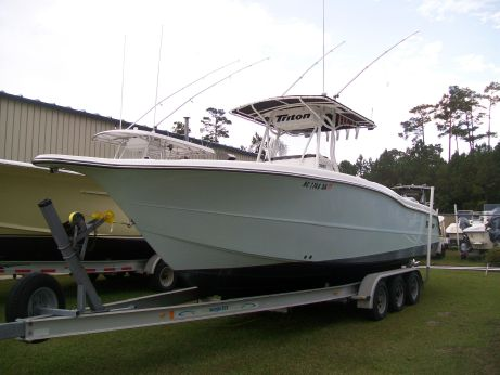 2005 Triton 2895 CC