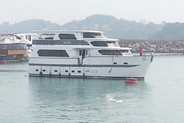 2013 Bondway 60' Cruiser Fly