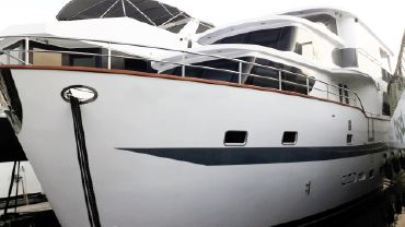 2013 Sun Hing Shing 60' Cruiser Fly
