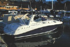 2005 Sea Ray 370 Sundancer