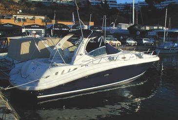 2005 Sea Ray 370 Sundancer