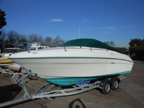 1996 Sea Ray 215 Express Cruiser