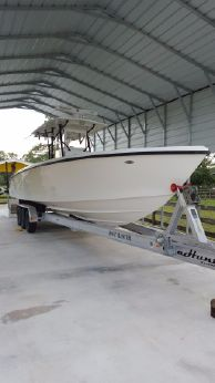 2015 Seahunter 35 (2015/2016 Updates and Repower)