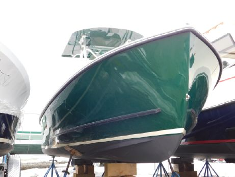 2017 Eastern 22 Center Console