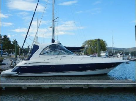 2004 Cruisers Yachts 440 Hardtop Low Hrs TRADE S