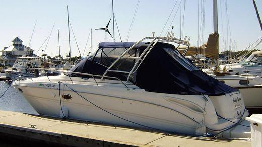 2001 Sea Ray Amberjack 290