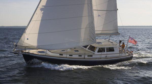 2017 bruckmann mk ii motorsailer sail new and used boats for Klakring motor co annapolis