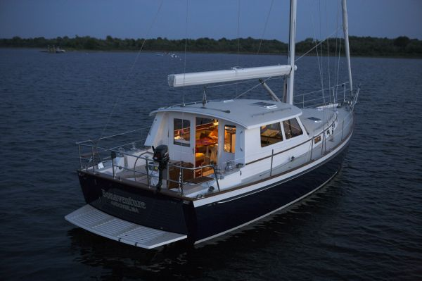 Image gallery motorsailer boats for Small motor boat for sale