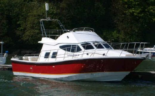 2003 Safehaven Marine Interceptor 42