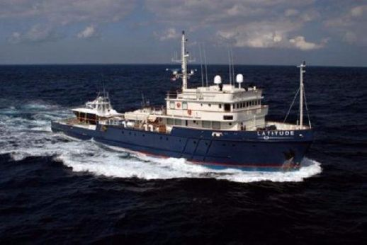 1973 J. Hitzeler Expedition Yacht