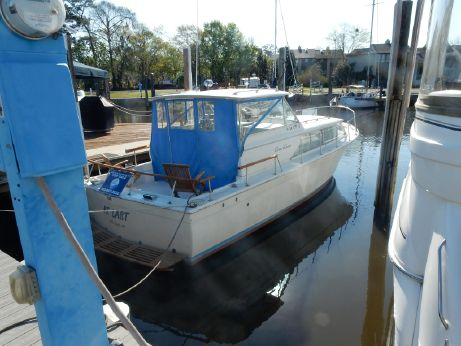 1965 Chris Craft Commander