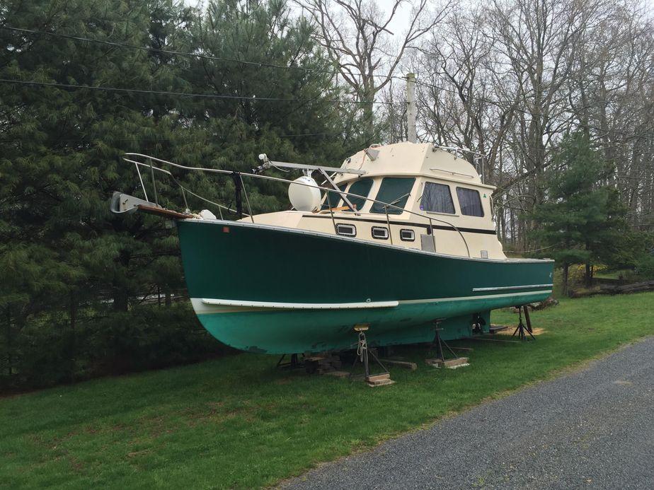 1987 SISU 30 Flybridge Power Boat For Sale - www yachtworld com