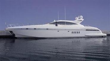 2008 Overmarine Mangusta 92