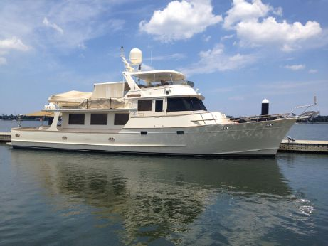 2001 Fleming Motoryacht