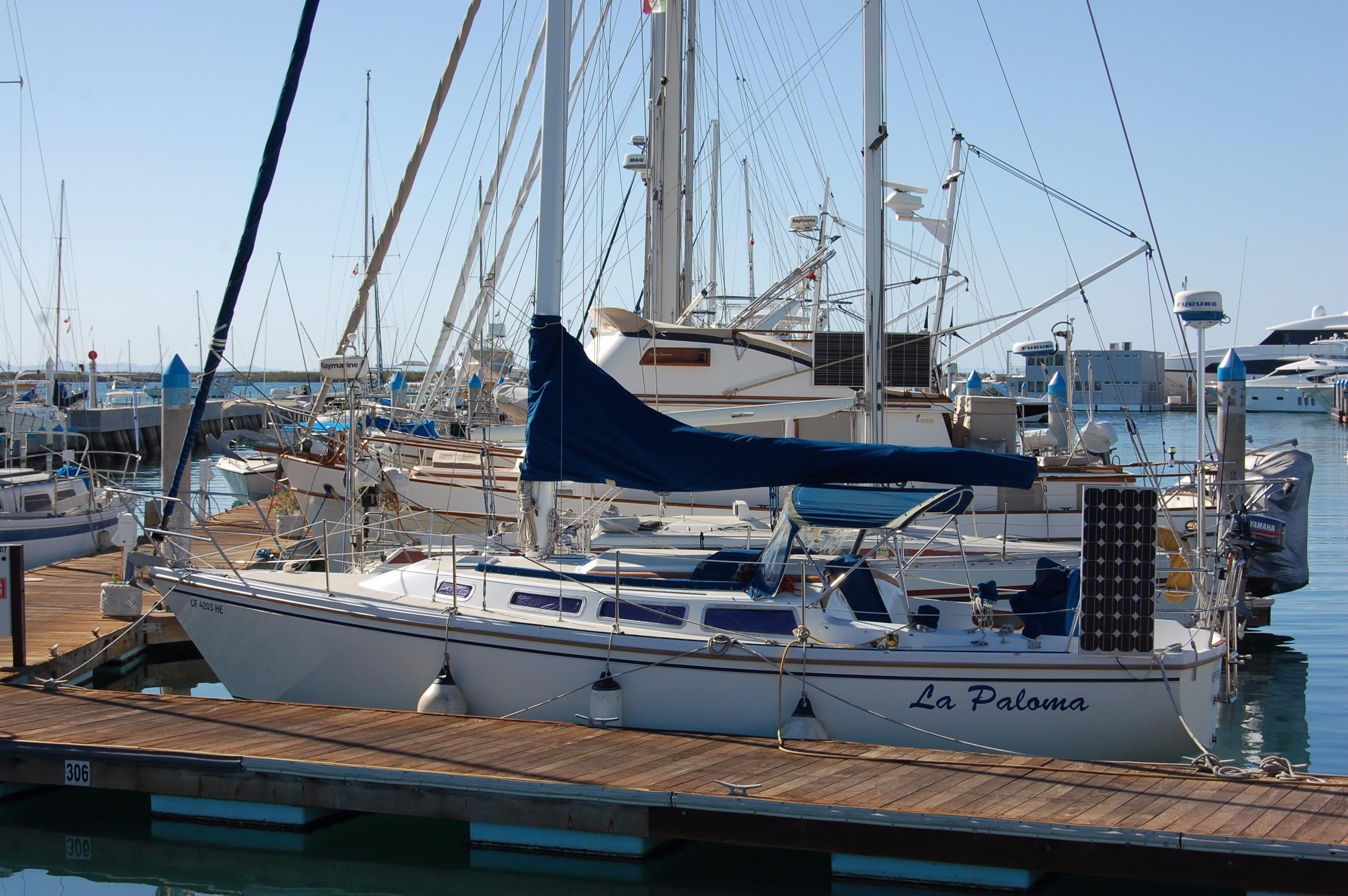 1983 Catalina 30 Sail Boat For Sale - www.yachtworld.com