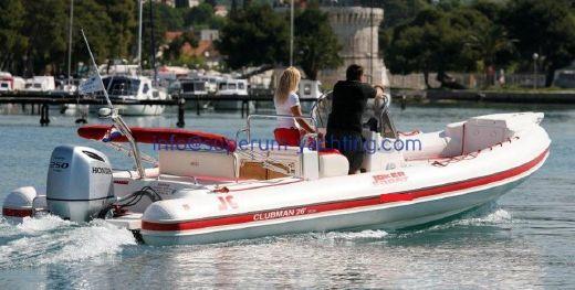 2012 Jokerboat Clubman 26 Special