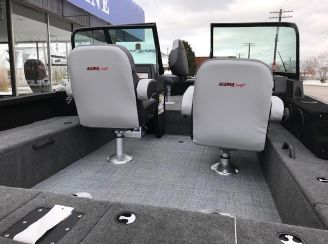 thumbnail photo 1: 2019 Alumacraft 205 Competitor