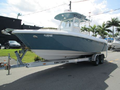 2006 Everglades 240CC