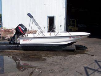 2004 Boston Whaler 13 Sport
