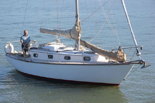 1980 Cape Dory cutter