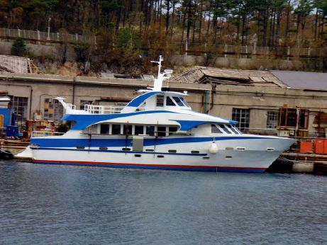 2012 Pro Navalis 20M Passenger Ship