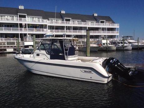 2003 Boston Whaler 290 Outrage