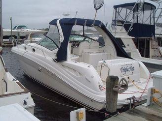 2007 Sea Ray 340DA Sportsman