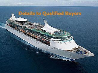 1996 Cruise Ship 2400 Passengers -Stock No. S2388