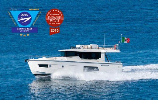 2017 Cranchi Eco Trawler 43 Long Distance