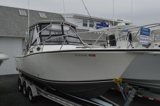 1995 Albemarle 265 Express Fisherman