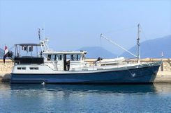 2009 Custom GB 52 Motortrawler