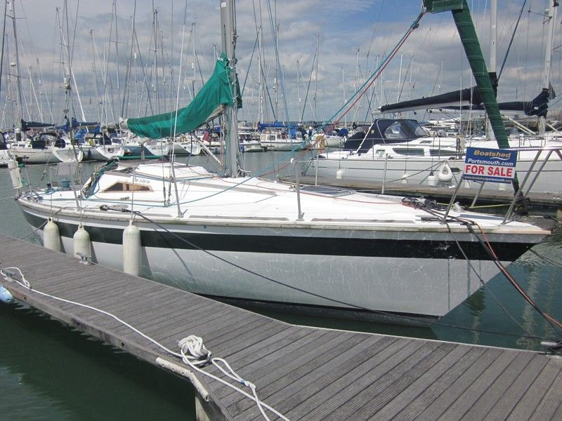 Gosport United Kingdom  City new picture : 1979 Westerly GK29 Sail Boat For Sale www.yachtworld.com