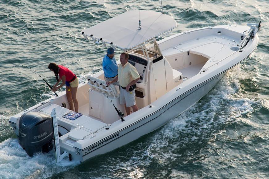 2020 Grady-White 251 Coastal Explorer Power Boat For Sale