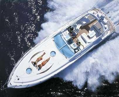 2004 Fairline 52 Targa