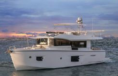 2015 Cranchi Eco Trawler 53 Long Distance