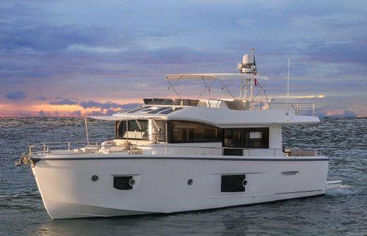 2017 Cranchi Eco Trawler 53 Long Distance