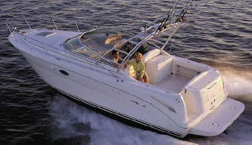 2004 Sea Ray 290 Amberjack