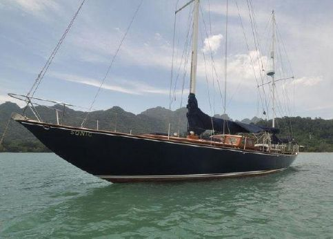 1951 Philip Rhodes Ketch