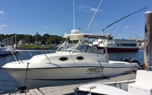 2004 Hydra-Sports 28 Walk Around